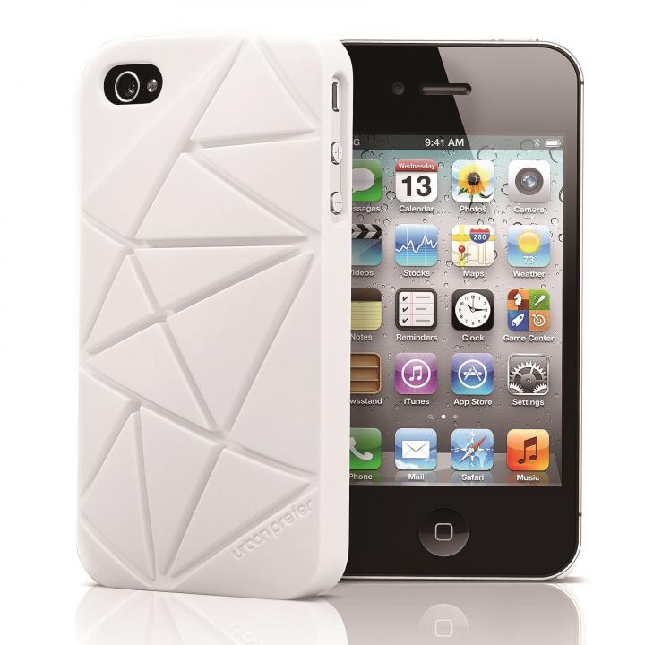 Urban Prefer COIN iPhone4s/4ケース white_0
