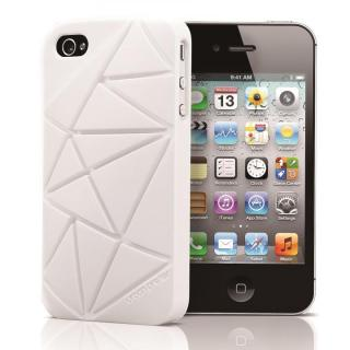 【その他のiPhone/iPodケース】Urban Prefer COIN iPhone4s/4ケース white