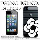 iglno iglno.camellia iPhone SE/5s/5ケース clear
