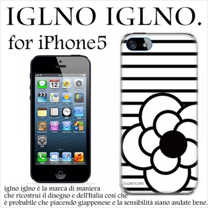 iPhone SE/5s/5 ケース iglno iglno.camellia iPhone SE/5s/5ケース white_0