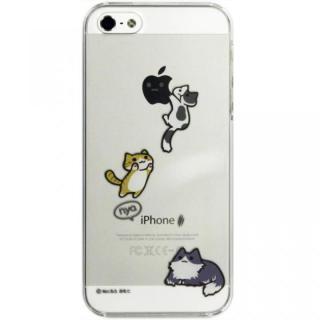 iPhone SE/5s/5 にゃいふぉんケース とびかかり
