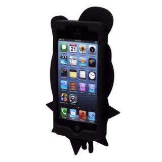 【iPhone SE/5s/5ケース】Candies シリコンケース THE FINGER iPhone SE/5s/5_2