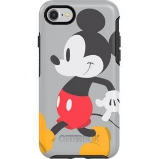 iPhone SE 第2世代 ケース OB-Symmetry ディズニー ミッキーマウスケース Stride Graphic iPhone SE2/8/7