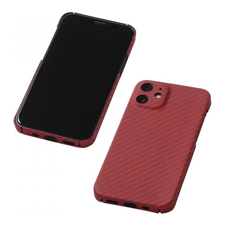 Ultra Slim & Light Case DURO Special Edition マットレッド iPhone 12 mini【1月中旬】_0