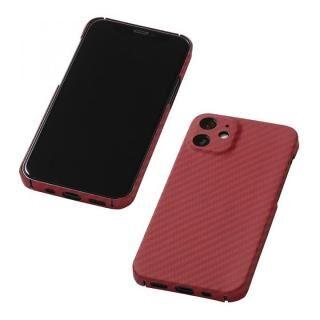iPhone 12 mini (5.4インチ) ケース Ultra Slim & Light Case DURO Special Edition マットレッド iPhone 12 mini