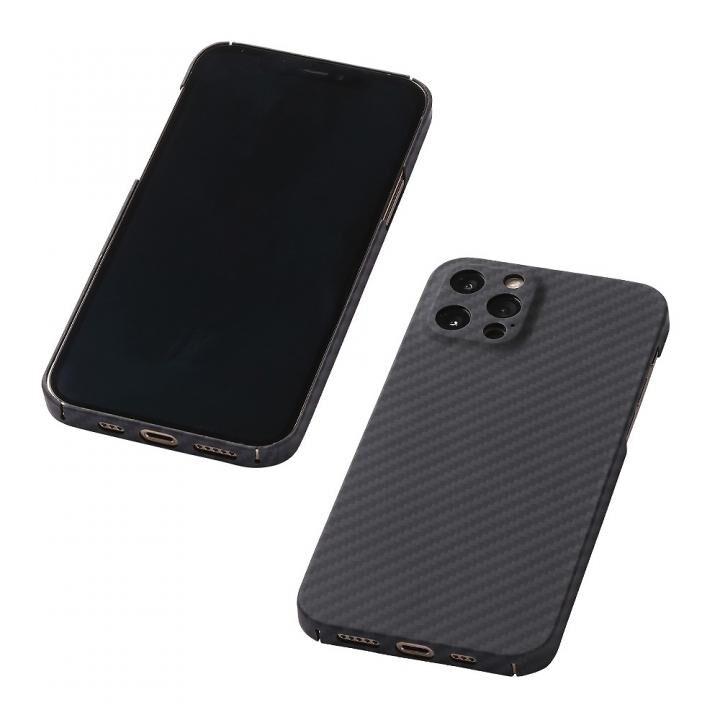 Ultra Slim & Light Case DURO Special Edition マットブラック iPhone 12 Pro【1月下旬】_0