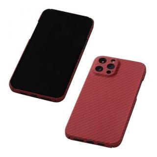 iPhone 12 Pro Max (6.7インチ) ケース Ultra Slim & Light Case DURO Special Edition マットレッド iPhone 12 Pro Max