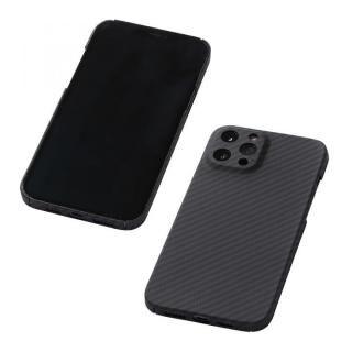 iPhone 12 Pro Max (6.7インチ) ケース Ultra Slim & Light Case DURO Special Edition マットブラック iPhone 12 Pro Max【2月上旬】