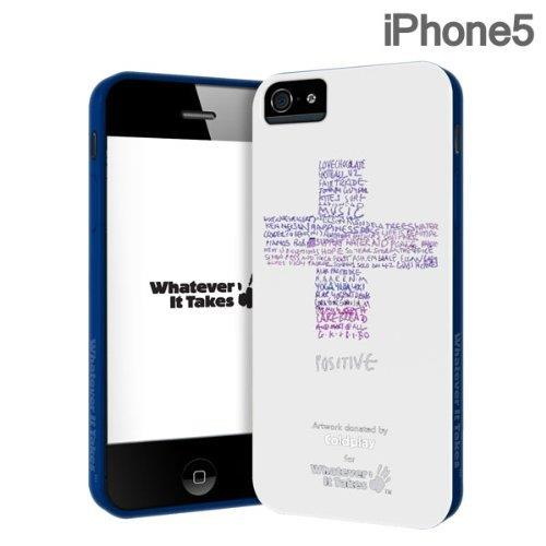 Whatever It Takesシリーズ Coldplay iPhone SE/5s/5ケース