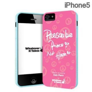 アートワーク Whatever It Takesシリーズ Katy Perry iPhone SE/5s/5ケース