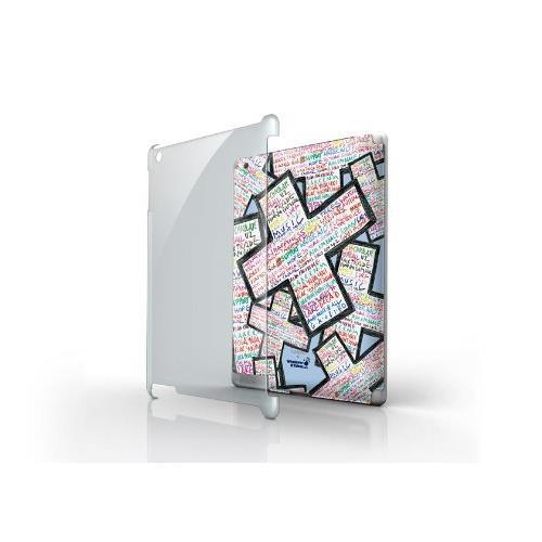 iPad3/4用プレミアムウルトラシールドパック【Coldplay】