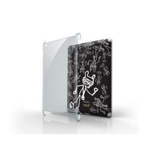iPad3/4用プレミアムウルトラシールドパック【Kanye Wset】