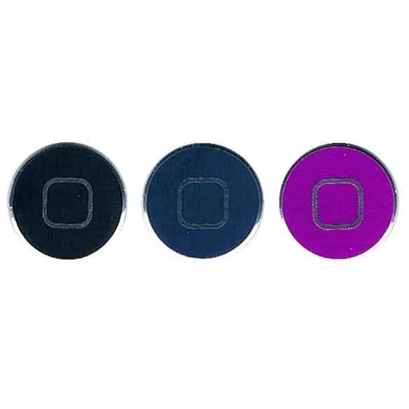 CLEAVE ALUMINUM HOME BUTTON (Black/Blue/Purple)