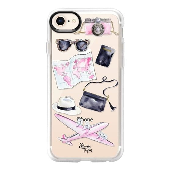 【iPhone8ケース】Casetify VOYAGE Snap iPhone 8_0