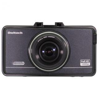 あおり運転対策に2つの前後カメラでしっかり撮影できるドライブレコーダー OWL-DR801G-2C【1月中旬】