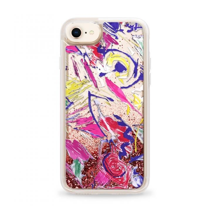 iPhone8 ケース Casetify BOLD FLOWER iPhone SE 第2世代/8_0