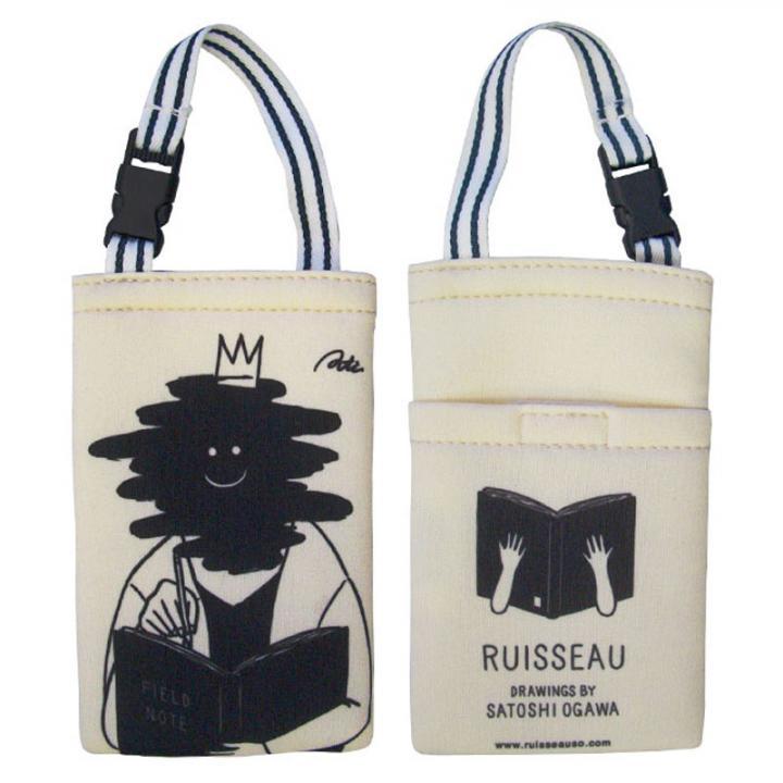 RUISSEAU 携帯ミニミニトート (S)