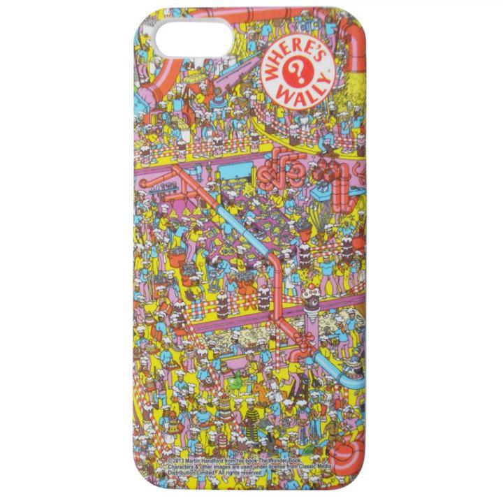 iPhone SE/5s/5 ケース ウォーリーを探せ! iPhone SE/5s/5対応(オカシ)_0