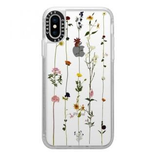 【iPhone XS Maxケース】Casetify FLORAL grip clear iPhone XS Max