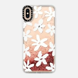 iPhone XS Max ケース Casetify Flossy by Home-Work Glitter case iPhone XS Max