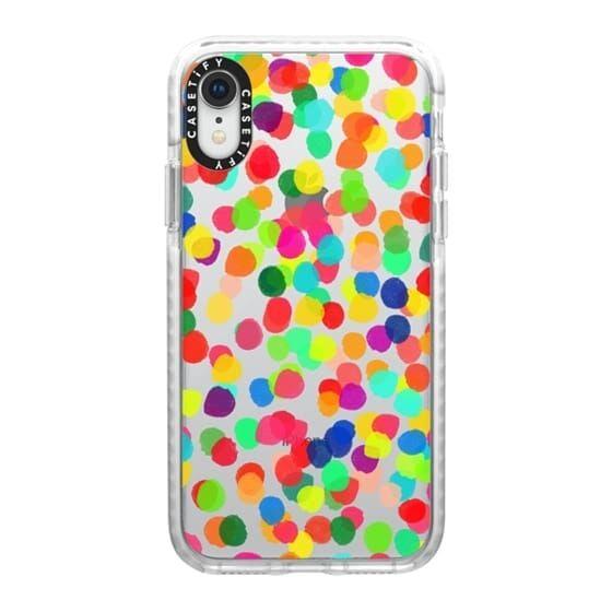 iPhone XR ケース Casetify A CELEBRATION 2.0 Grip Case iPhone XR【8月上旬】_0