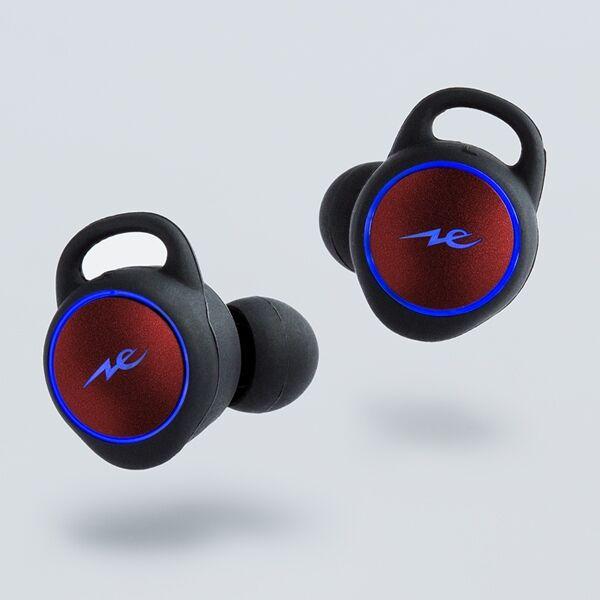 完全ワイヤレス Bluetooth5.0対応 HP-T100BT レッド_0
