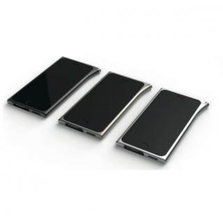【iPhone6ケース】アルミバンパー U rolett  シルバー iPhone 6_2