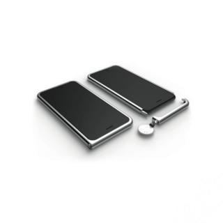 【iPhone6ケース】アルミバンパー U Nook  シルバー iPhone 6_2