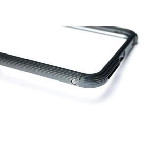 【iPhone6ケース】アルミバンパー U layer  シルバー iPhone 6_2