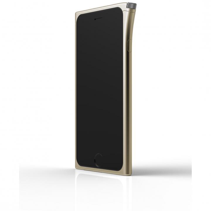 アルミバンパー U rolett  ゴールド iPhone 6