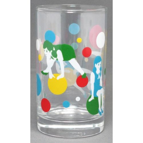 コップのフチ子 グラス(水玉)_0