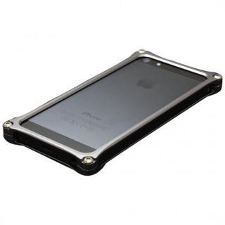 Solid Bumper  iPhone5s/5 グレイ