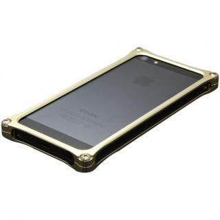 iPhone SE/5s/5 ケース Solid Bumper  iPhone5s/5 ゴールド