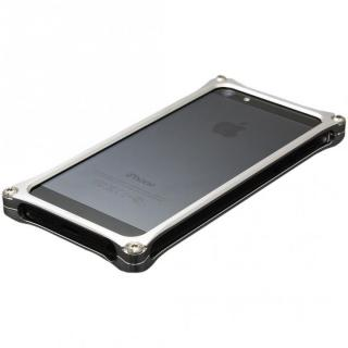 Solid Bumper  iPhone5s/5 シルバー
