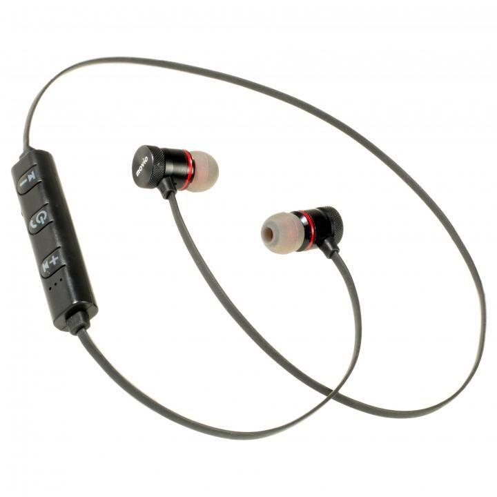 movio アルミニウムハウジング高音質Bluetoothイヤホン_0
