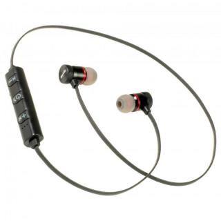movio アルミニウムハウジング高音質Bluetoothイヤホン