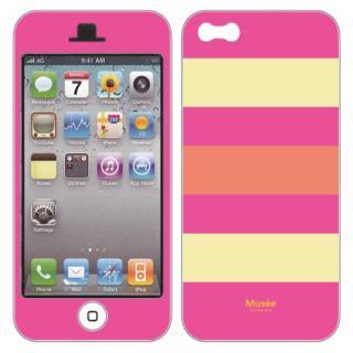 iPhone5 NanoSkin coloful border 02