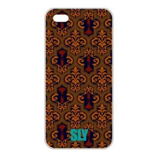 SLY LIPゴシックiPhone5ケース (BRN)(iPhone5/CL)