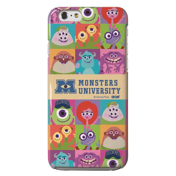 Noriya Takeyama モンスターズ・ユニバーシティケース ALL CAST iPhone 6