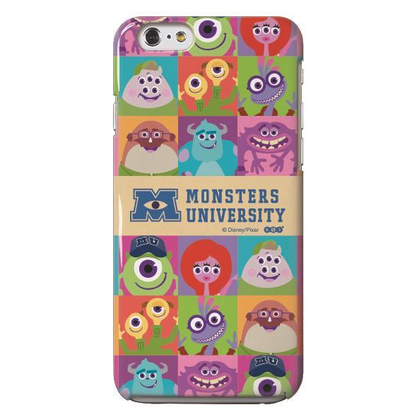 【iPhone6ケース】Noriya Takeyama モンスターズ・ユニバーシティケース ALL CAST iPhone 6_0