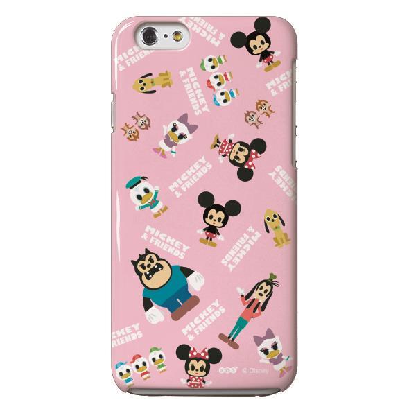 【iPhone6ケース】Noriya Takeyama ディズニーケース MICKEY& FRIENDS iPhone 6_0