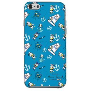 iPhone6s/6 ケース ShinziKatohDesign ディズニーケース ドナルド ブルー iPhone 6s/6
