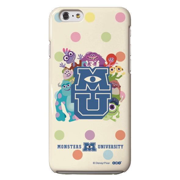 【iPhone6ケース】Noriya Takeyama モンスターズ・ユニバーシティケース MU iPhone 6_0
