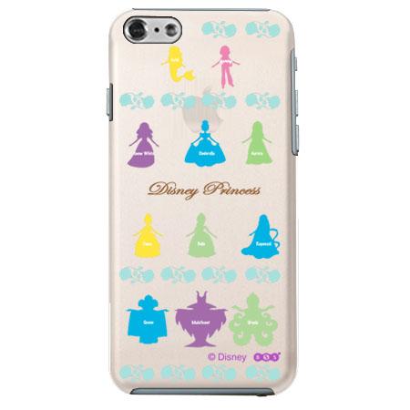 【iPhone6ケース】Noriya Takeyama ディズニーケース プリンセス シルエット iPhone 6_0