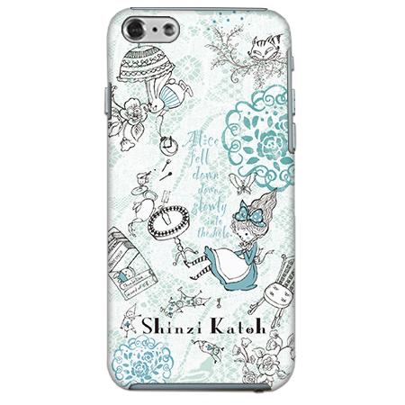 【iPhone6ケース】ShinziKatohDesign ディズニーケース アリス iPhone 6_0