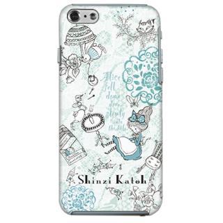 ShinziKatohDesign ディズニーケース アリス iPhone 6