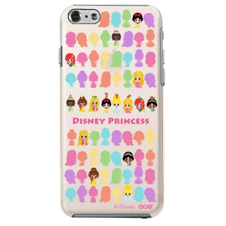 iPhone6 ケース Noriya Takeyama ディズニーケース ミニプリンセス iPhone 6_0
