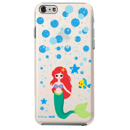 【iPhone6ケース】Noriya Takeyama ディズニーケース アリエル iPhone 6_0