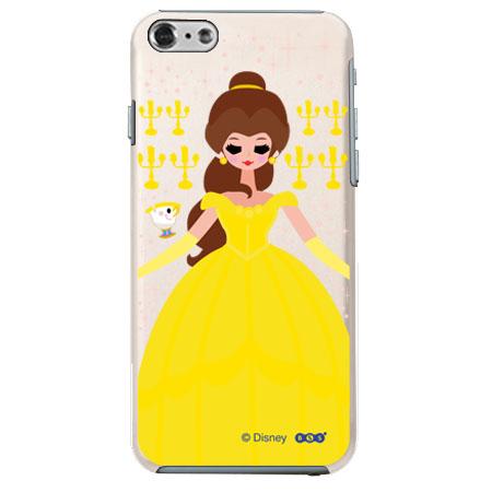 iPhone6 ケース Noriya Takeyama ディズニーケース ベル iPhone 6_0