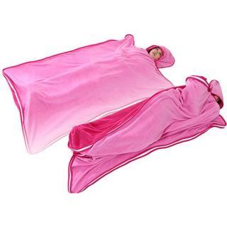 巣的な毛布 ピンク_2
